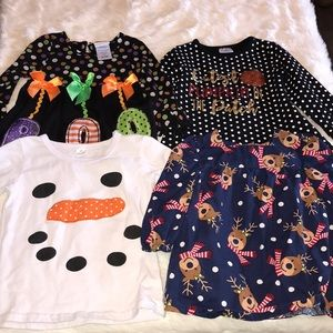 Other - ⭐️ 5 for $20 Holiday Top Bundle